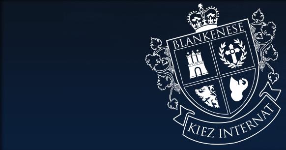 Blankenese Kiez Internat Logo