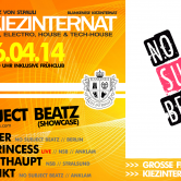 No Subject Beatz – Showcase