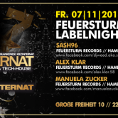Feuersturm Labelnight