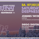 Saturday Deepness w/ Jommes Tatze (Leipzig)