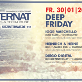 Deep Friday w/ Igor Marchello