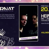 ALL NIGHT LONG w/ Heinrich & Heine