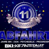 ॐ Abfahrt | 11 Jahre BKI w/ Phenomenon (DK) ॐ