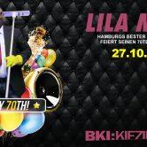 Lila Moon | Lila wird 70 Jahre alt
