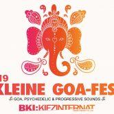 ॐ Das kleine Goa-Festival | Day 1 ॐ