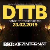 DTTB | Dance To Techno Beats