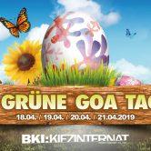 ॐ 4 Grüne Goa-Tage ॐ TAG 1