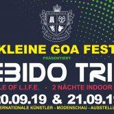ॐ Das kleine Goa Festival pres. Nebido Tribe ॐ Nacht 1