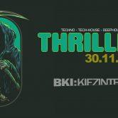 Thriller w/ RICH VOM DORF (Strictly Rhythm // Tächno)