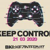 Keep Control